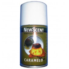 Aerosol New Scent 185 grs - Caramelo