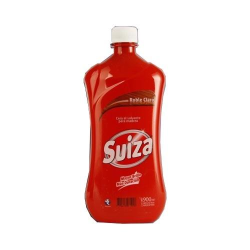 Cera Suiza liquida roble claro 425 cc