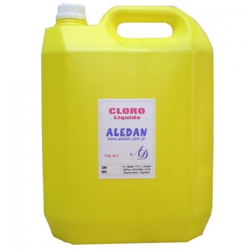 Cloro liquido al 100 de 10 litros for Cloro liquido para piscinas